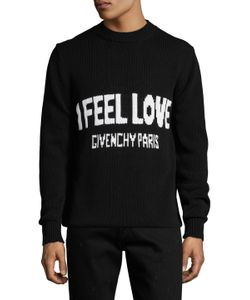 Givenchy | Cotton Intarsia Sweater