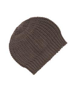 Rick Owens   Crochet Wool Watch Cap