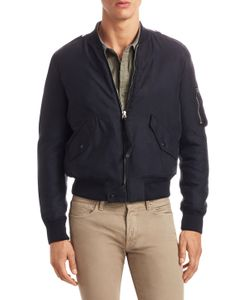 Tom Ford | Snap Tab Bomber Jacket