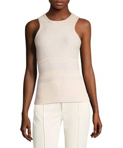 Narciso Rodriguez | Cashmere Embroide Shell