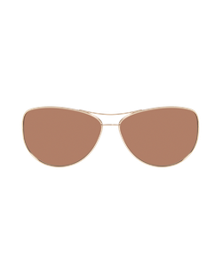 Oliver Peoples | Kempner Polarized Aviator Frame