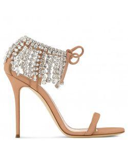 Giuseppe Zanotti Design | Giuseppe Zanotti New Arrivals Carrie Crystal