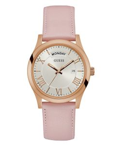 Guess | Rose And Leather Watch