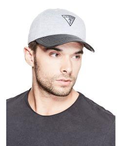 Guess   Flat Brim Logo Baseball Hat