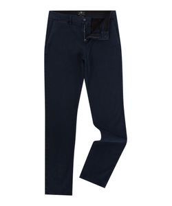 7 For All Mankind | Mens Slimmy Luxe Performance Sateen Chino Trousers