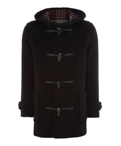 Gloverall   Mens Mid Length Duffle Jacket