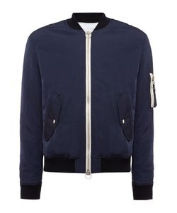 Soulland | Mens Thomasson Padded Bomber Jacket