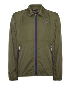 Gloverall | Mens Unined Zipped Bomber Jacket