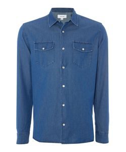 Soulland | Mens Marius Regular Fit Denim Shirt