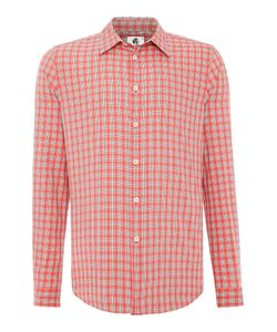 PS Paul Smith | Mens Ps By Paul Smith Tailored Long Sleeve Check Shirt