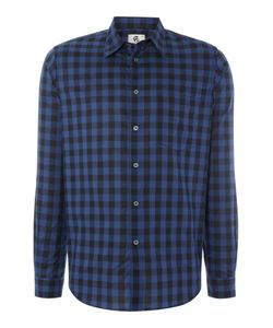 PS Paul Smith | Mens Ps By Paul Smith Tailored Fit Long Sleeve Gingham Check