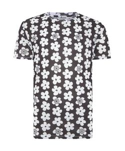 Soulland | Mens Regular Fit All Over Flower Print T Shirt