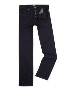 Neuw   Mens Iggy Indigo Raw Skinny Fit Jean
