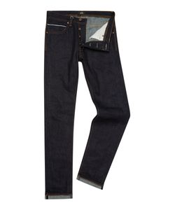 Neuw | Mens Lou Raw Selvedge Slim Fit Jean