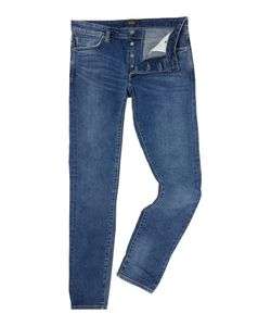 Neuw | Mens Hell Indigo Pepper Skinny Fit Jean