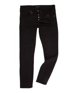 Neuw   Mens Iggy Black Brigade Skinny Fit Jean