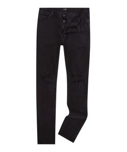 Neuw | Mens Hello Busted Black Skinny Fit Jean