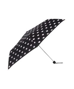 Lulu Guinness | Lips Print Lined Superslim Umbrella