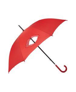 Lulu Guinness | Cut Out Lips Kensington Umbrella