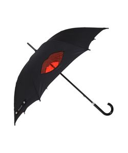 Lulu Guinness | Cut Out Lips Kensington Umbrella