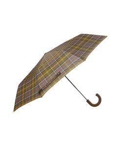Barbour | Tartan Telescopic Umbrella