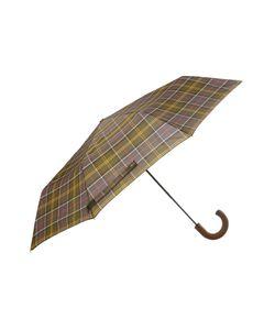 Barbour | Tartan Telescopic Umbrella
