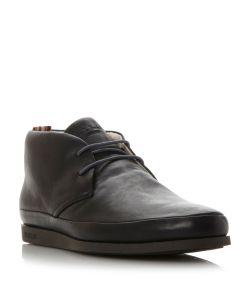 Paul Smith London   Loomis Contrast Lace Chukka Boots