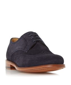 Paul Smith | Nevsky Round Toe Suede Brogues