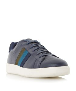 Paul Smith | Lawn Branded Strip Cupsole Trainers