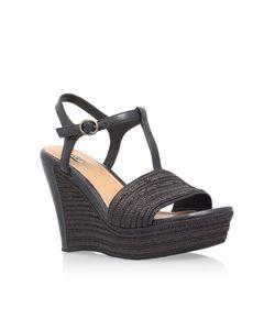 UGG | Fitchie High Heel Wedge Sandals
