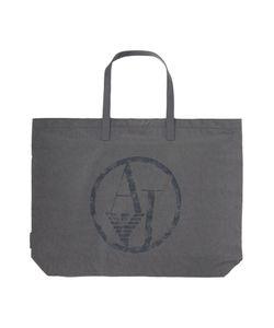 Armani Jeans | Grey Fold Up Tote Bag