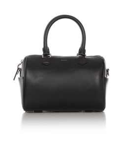 Paul Smith London   Small Black Bowling Bag