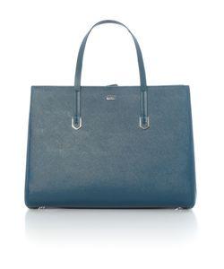HUGO BOSS | Norah Blue Tote Bag