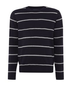 Paul Smith   Mens Long Sleeve Striped Crew Neck Jumper
