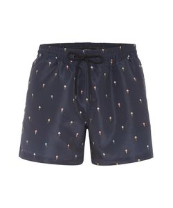 Paul Smith | Mens Ice Cream Print Swim Shorts