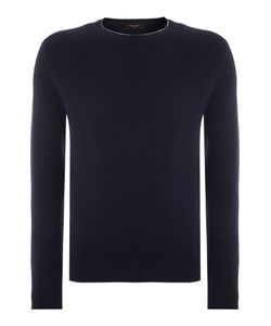 Paul Smith London   Mens Plain Crew Neck Pull Over Jumpers