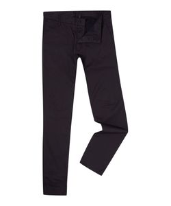Armani Jeans | Mens Slim Fit Badge Logo Stretch Chino
