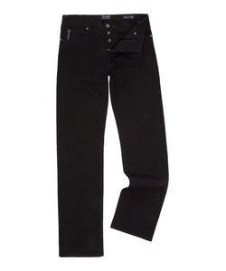 Armani Jeans | Mens 5 Pocket Regular Fit Gaberdine Trouser