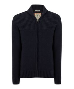 Barbour | Mens Bancroft Zip Thru Jumper