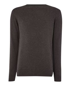 Barbour | Mens Pima Cotton Crew-Neck Jumper