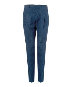 Michael Kors | Mens Tapered Fit Casual Tailored Trousers