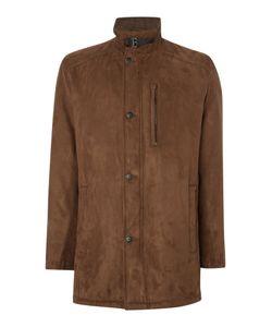 Bugatti | Mens Microma Velours Outerwear Overcoat