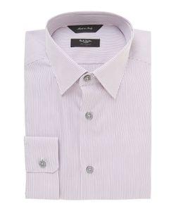 Paul Smith London   Mens Fine Stripe Slim Fit Shirt