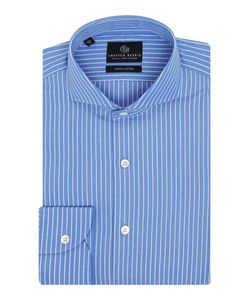 Chester Barrie | Mens Contemporary Richard Spaced Stripe Shirt