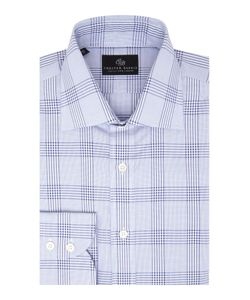Chester Barrie | Mens L/S Contemp James Textured Pow Shirt S/C