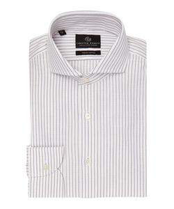 Chester Barrie | Mens Tailored Fit Cutaway Collar Formal Shirt