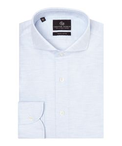Chester Barrie | Mens Plain Tailored Fit Cutaway Collar Formal Shirt
