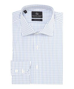 Chester Barrie | Mens James Window Check Shirt