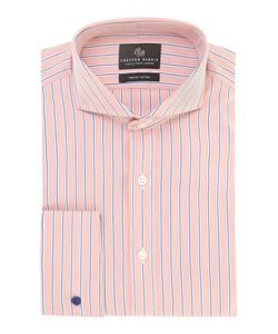Chester Barrie | Mens Richard Classic Fit Striped Shirt