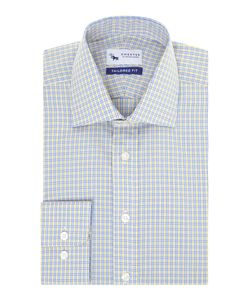Chester Barrie | Mens Check Long Sleeve Shirt
